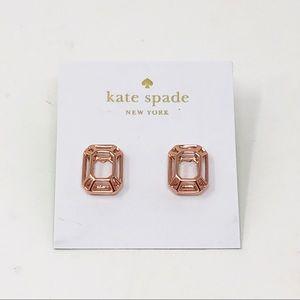 "Kate Spade New York ""Freeze Frame"" Stud Earrings"